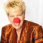 clown nose photo